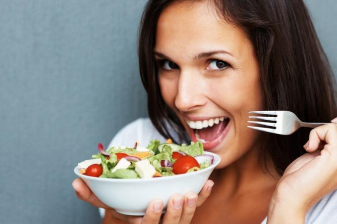 Как составить диету при язве