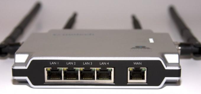 Как сделать защищенную сеть