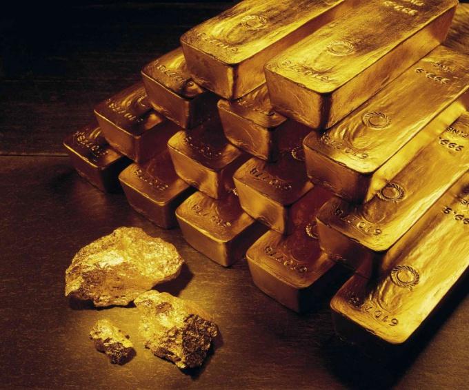 Как извлечь золото из радиодеталей