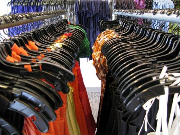 Что нужно для магазина одежды