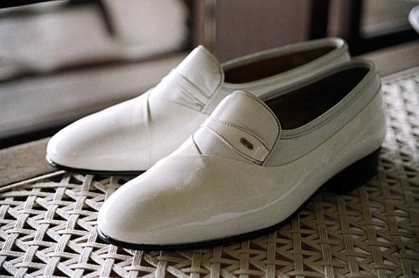 Как выбрать свадебную обувь для жениха