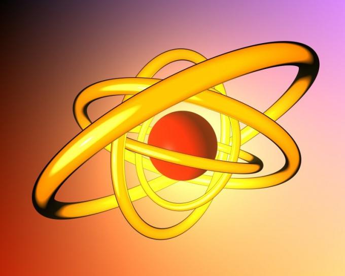 Как найти заряд ядра