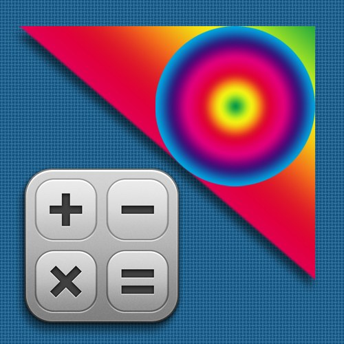 Как обнаружить длину вписанной окружности в треугольник