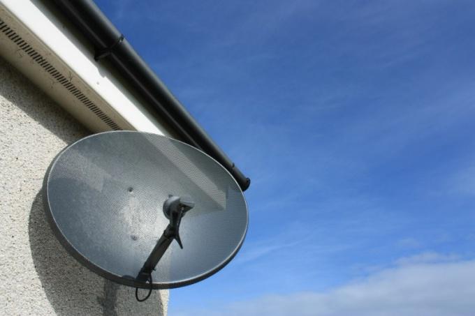 Что нужно для спутникового ТВ