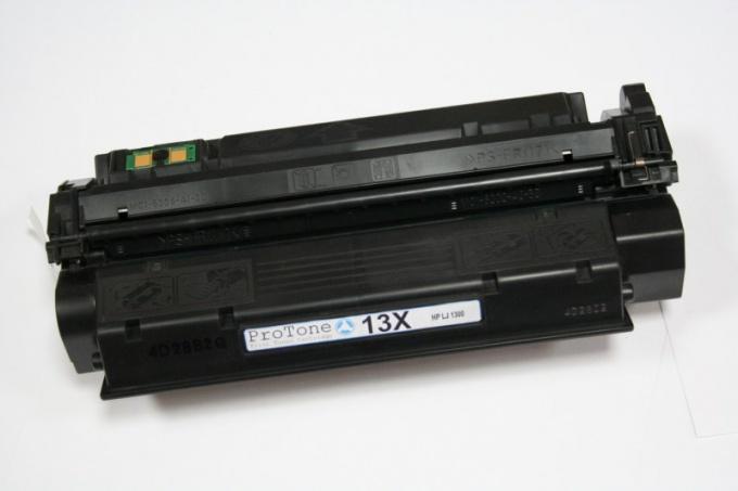 Как заливать картриджи принтера