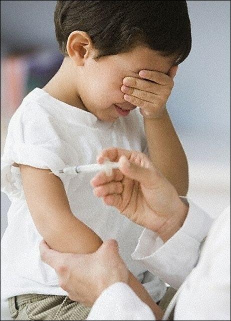 Почему нельзя мочить прививку