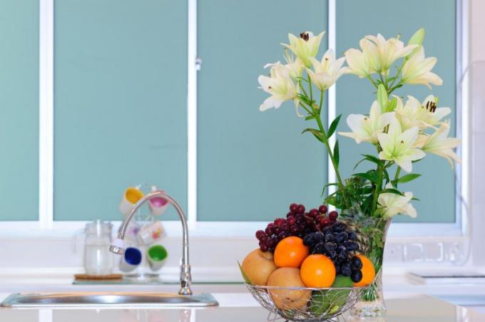 Как избавиться от мушек на кухне