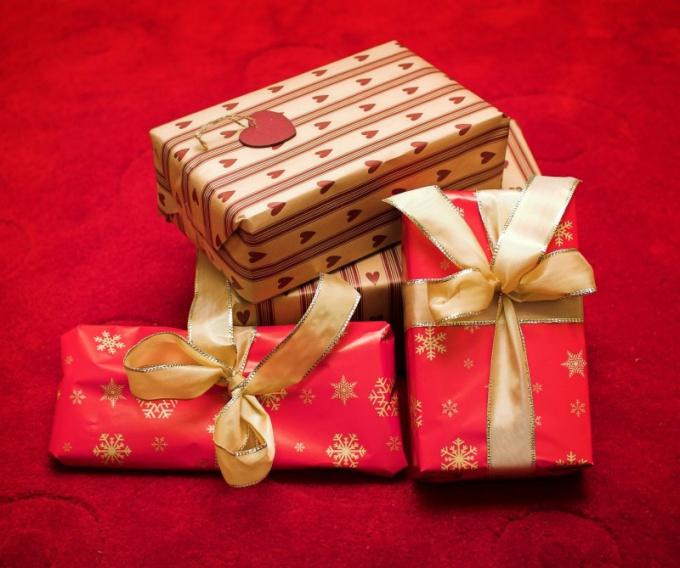 Как дарить и получать подарки