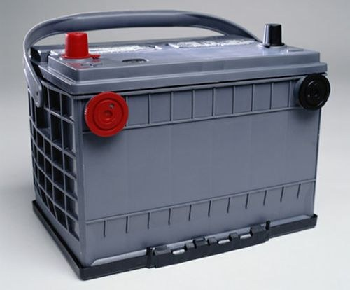 How to store a car battery