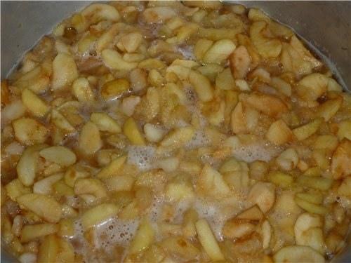 Как сделать варенье из яблок