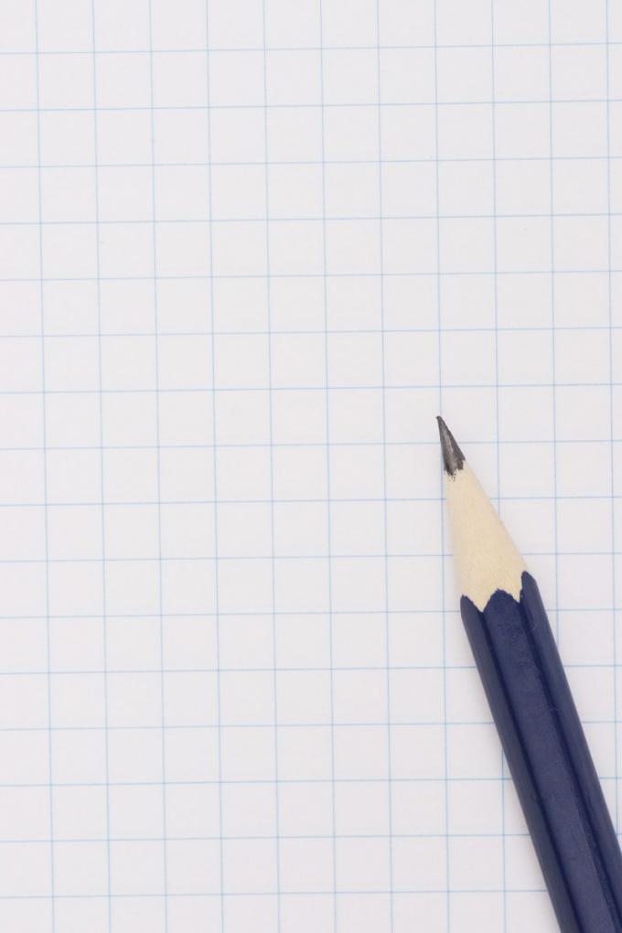 Как построить корень на графике