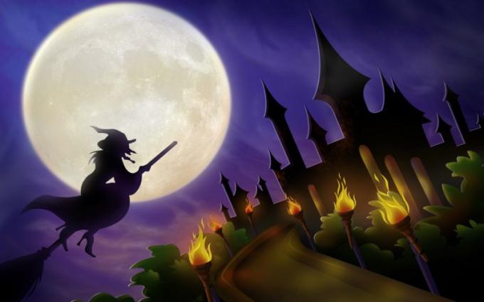 Как сделать костюм ведьмы