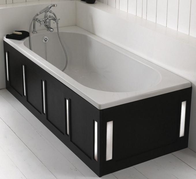 Как произвести восстановление эмали ванны