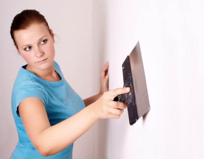 How to get rid of mildew on the walls in the apartment