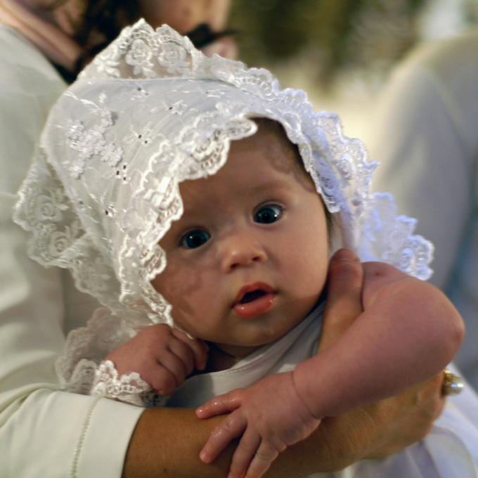 Как крестить новорожденных