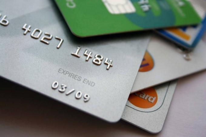 Как оплатить покупку кредитной картой