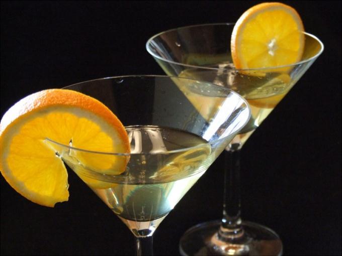 Как приготовить коктейль с кальвадос
