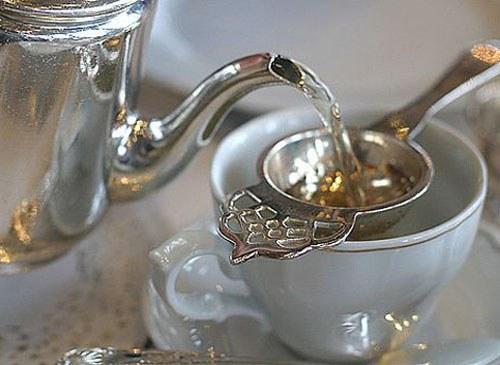Как провести чаепитие