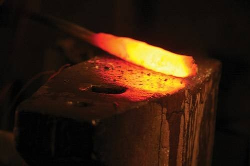 Как закалить железо