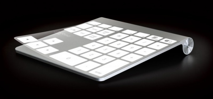 Как вводить цифры с клавиатуры