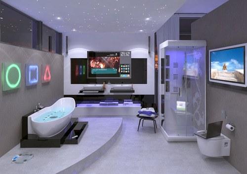 Как выбрать дизайн для ванной комнаты