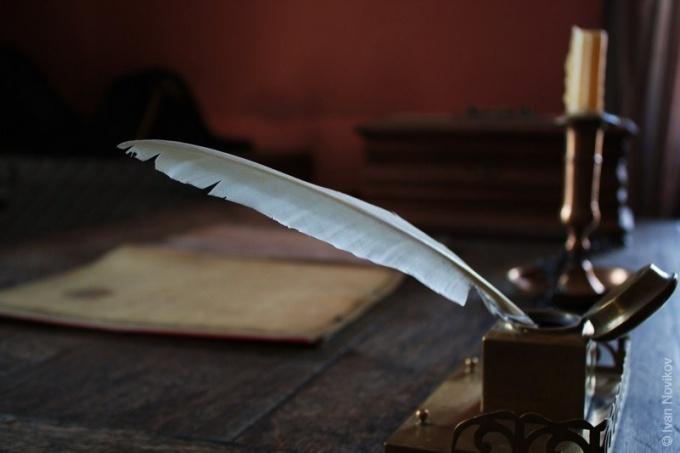 Как писать анализ стиха