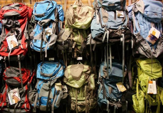 Как выбрать туристический рюкзак для похода