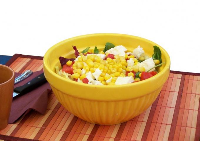Как готовить крабовый салат