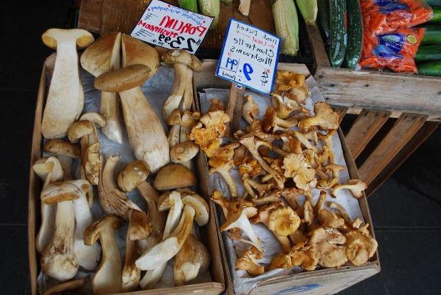 Как готовить сушеные грибы