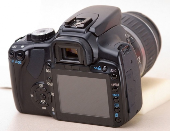 Как проверить зеркальный фотоаппарат