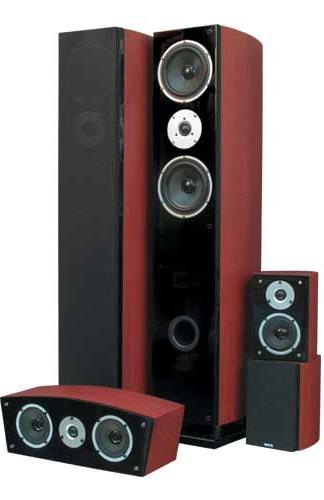Чтобы звук был чистым - выбирайте  колонки в деревянном корпусе
