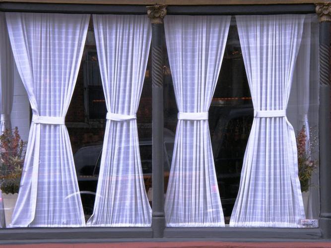 Красивые шторы легко рассчитать и сшить самому