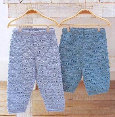 How to tie pants