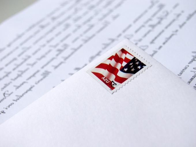 Как писать английское письмо