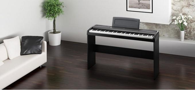 В борьбе за потребителя победило электронное пианино