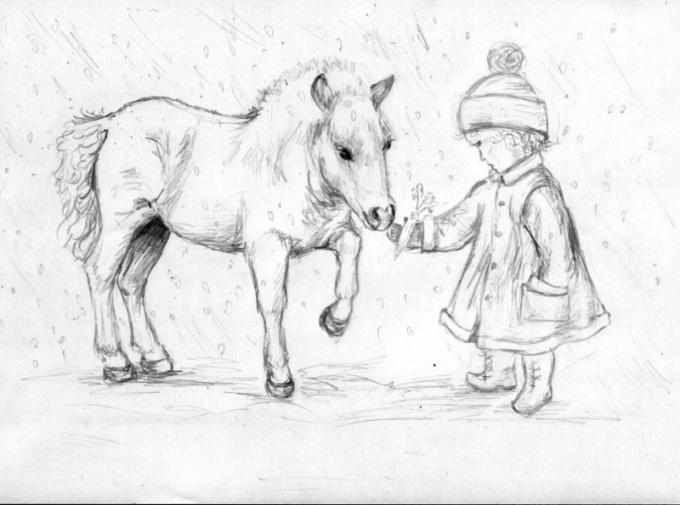 Лошадей любят многие. Любовь к ним не зависит от возраста, пола или статуса.