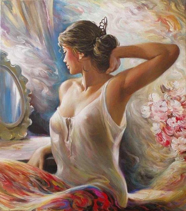 Искусство женского лица