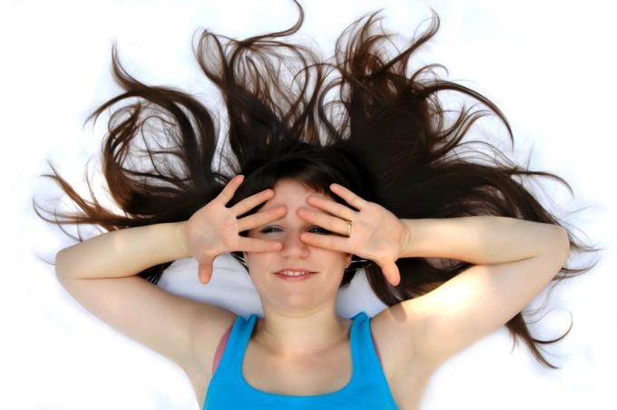 роскошь длинных волос