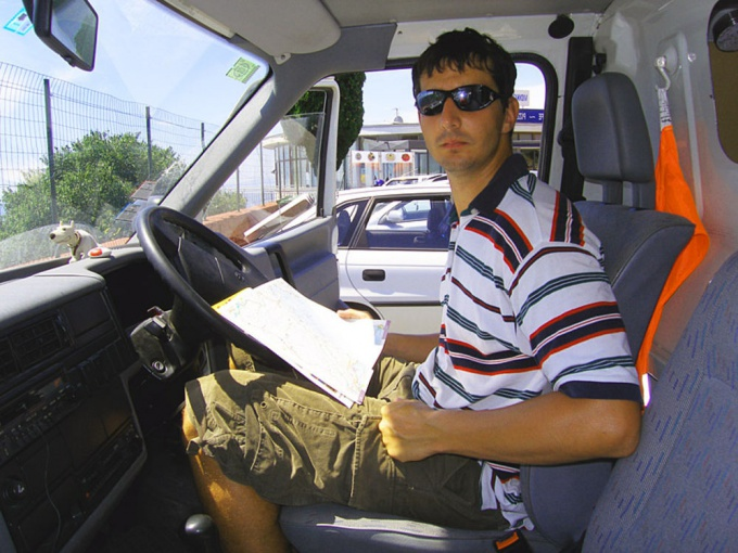 Как сдать экзамен на вождение