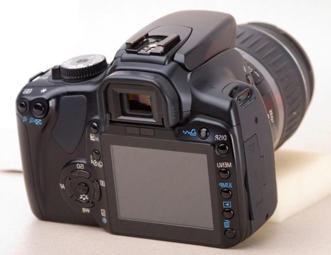 Цифровой фотоаппарат дает широкие возможности для самовыражения