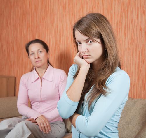 Как избежать конфликт с родителями
