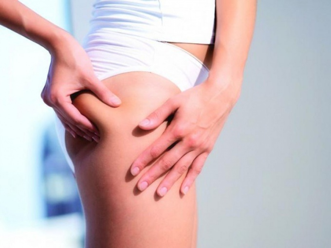 How to remove cellulite on the buttocks?