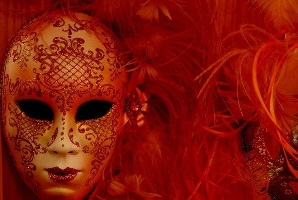 Как сделать венецианские маски