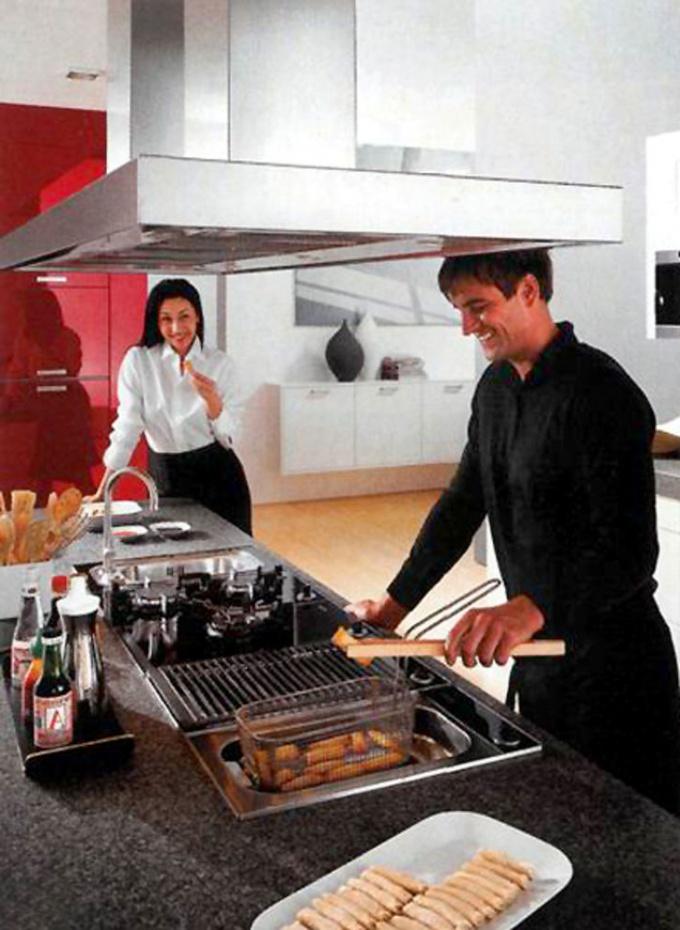 Выбор вытяжки для кухни