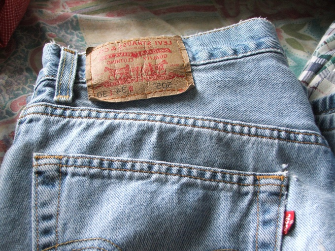 Правильно подобранные джинсы будут хорошо сидеть на фигуре