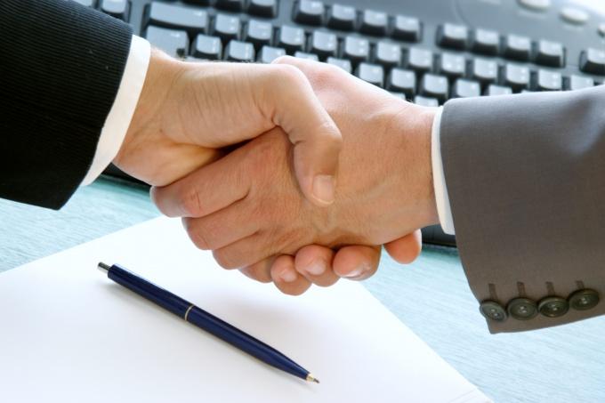 Как сделать договор