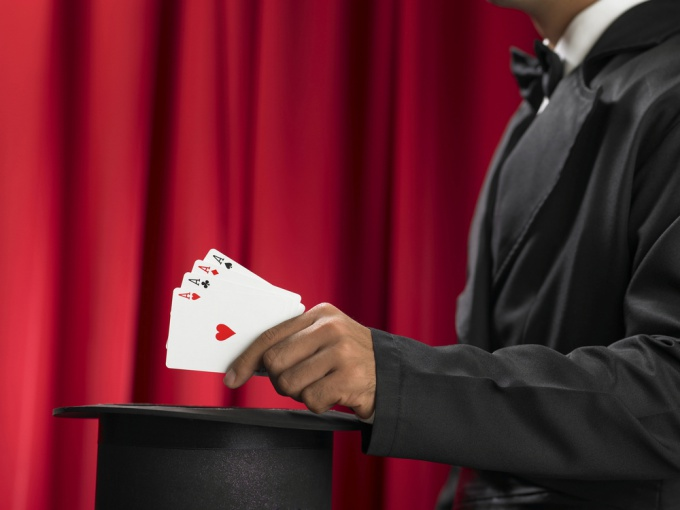 How to do card trick