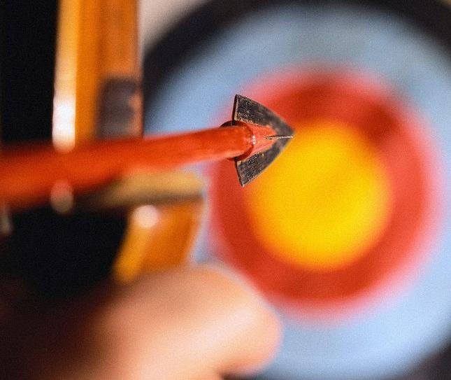 Как сделать лук и стрелы