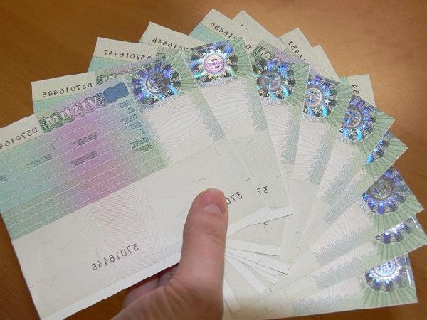 Как заполнить шенгенскую визу