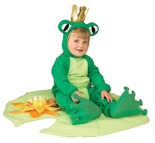Если есть желание, то будет и костюм для ребенка